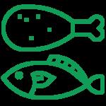 Meat, Fish & Poultry لحوم، سمك و فراخ