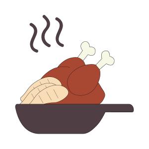 Ready to cook أكل جاهز للطهى