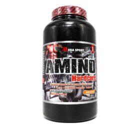[852949008292] Mega Sport Amino Hardcore-54Serv.-325Tabs